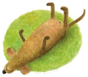 Karvakorvan hunajapurkki