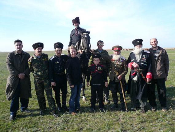 Cossacks.