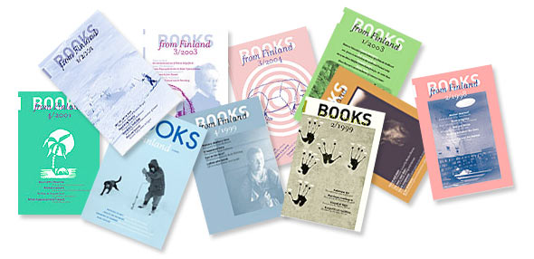 Books from Finland covers