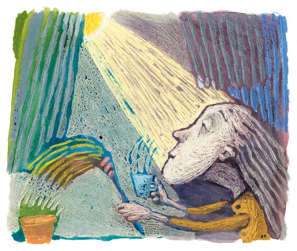Illustration: Virpi Talvitie