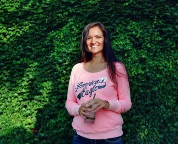 A Findian: Aliina Charging Hawk, Duluth, Minnesota, USA (2011). Photo: Vesa Oja