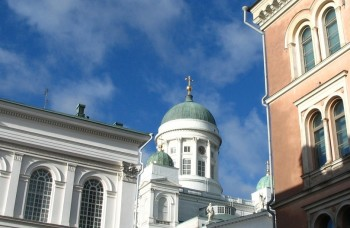 Helsinki: view it from different angles! Photo: Leena Lahti