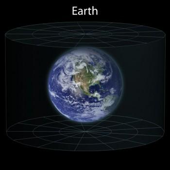 Earth. Andrew Z. Colvin/Wikimedia