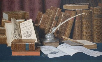 The Bibliophile's Desk: L. Block (1848–1901). Wikipedia