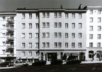 Mariankatu Street 19: original building 1904–05, architect Gustaf Estlander
