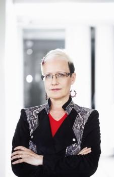 Johanna Sinisalo. Photo: Katja Lösönen