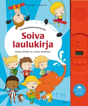 Best-selling: 'Singing songbook', edited by Soili Perkiö