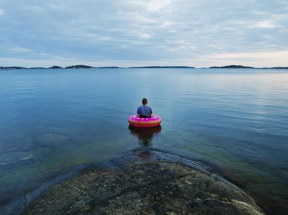 Bastvik, Nauvo, Archipelago sea. Photo: Lauri Rotko