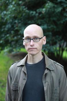 Jussi Valtonen. Photo: Markko Taina