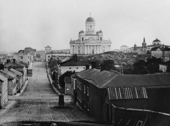 Kruununhaka 1865