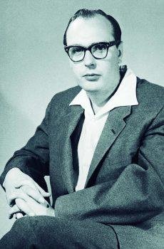 Tuomas Anhava. Photo: Otava